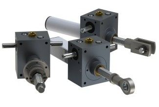 High Performance Screw Jacks MH-Serie