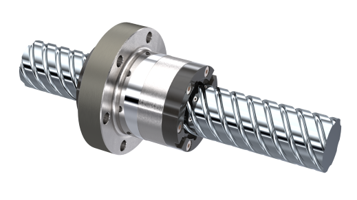 Ball Screw Drive KGT 3260 according to NEFF standard